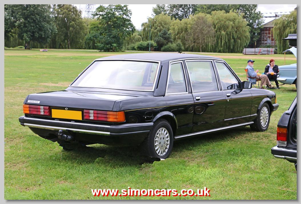 Simon Cars Woodall Nicholson Coachbuilders On British Classic Cars Historic Automobiles