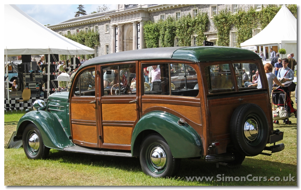 Simon Cars - Ford Pilot V8