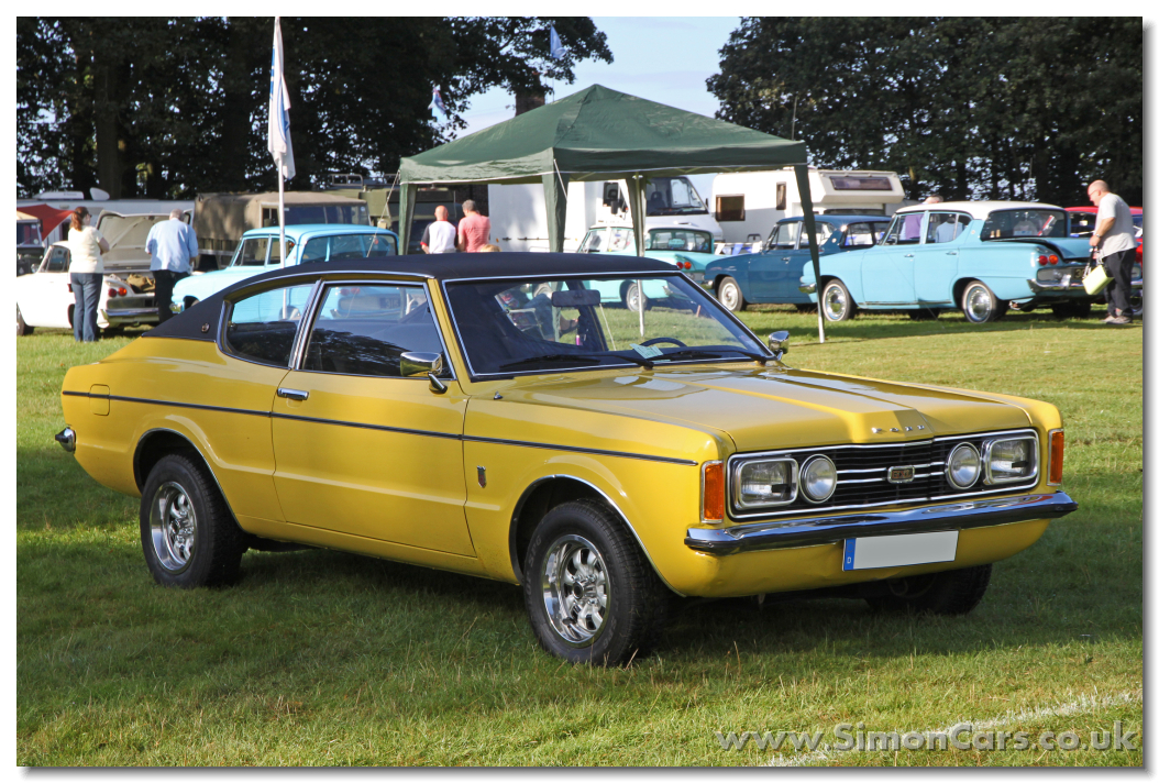Simon Cars Ford Taunus Tc