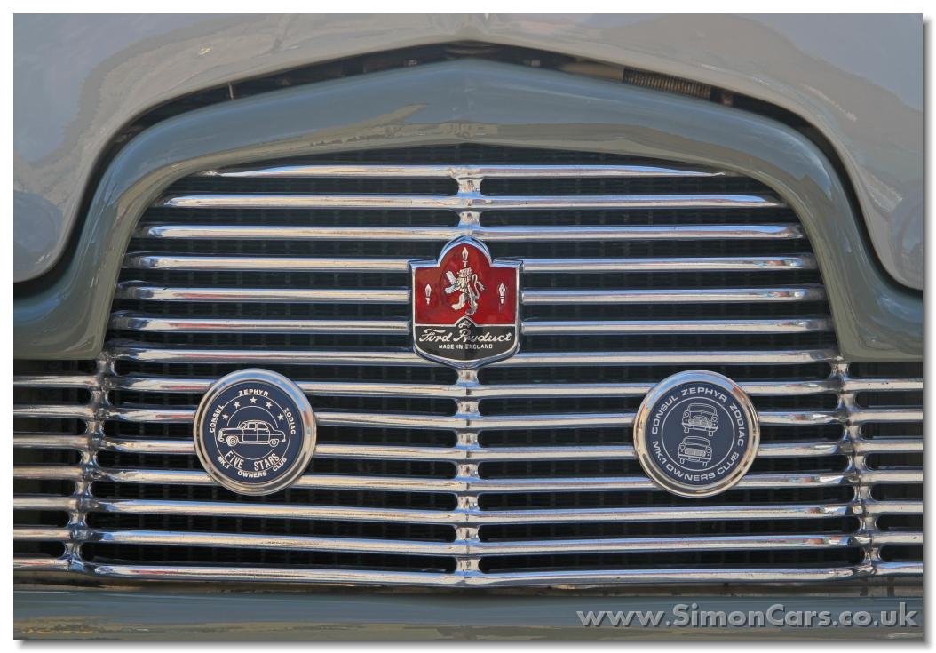 Simon Cars - Ford Zodiac MkI