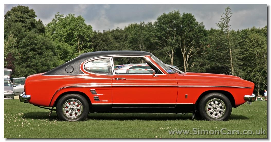 simon cars ford capri the british 39 pony car 39. Black Bedroom Furniture Sets. Home Design Ideas