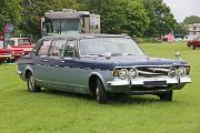 Ford Zodiac MkIV 1970 Limousine