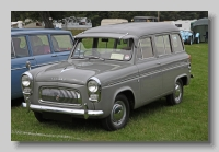 Ford 100E Squire 1958 front