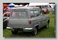 Ford 100E Squire 1958 rear