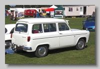 Ford 100E Squire 1959 rear