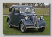 Ford 7W Ten 1938 front