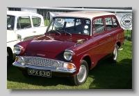 Ford Anglia 105E DL fronte