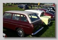 Ford Anglia 105E DL rears