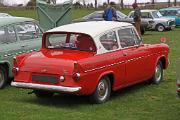 Ford Anglia Deluxe 105E 1965 rear
