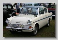 Ford Anglia Super 123E frontb