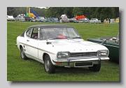Ford Capri 1600 1973 front