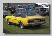 Ford Capri 1600 XL rear