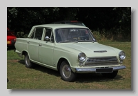 Ford Consul Cortina and Ford Cortina MkI
