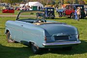 Ford Consul 111 convertible rearo