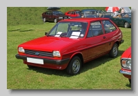 Ford Fiesta 1983 Popular Plus front