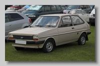 Ford Fiesta 1983 Popular front