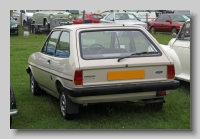 Ford Fiesta 1983 Popular rear