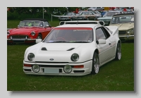 Ford RS200 front