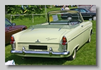 Ford Zephyr 206E Convertible rear