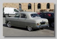 Ford Zephyr Zodiac rear
