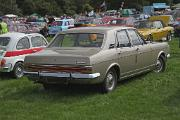 Ford Zodiac MkIV Executive (3022E) rear