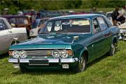 Ford Zodiac MkIV front