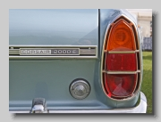 aa_Ford Corsair 2000E badge