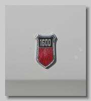 aa_Ford Cortina 1600 MkIII badge