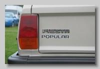 aa_Ford Fiesta 1982 Popular badge