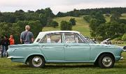 Ford Consul Cortina and Ford Cortina MkI