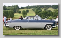s_Ford Zodiac 206E Convertible 1960 side
