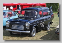 Ford 300E Thames Van 1958 front