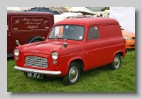 Ford 300E Thames Van 1959 front
