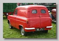 Ford 300E Thames Van 1959 rear