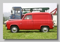 Ford 300E Thames Van 1959 side