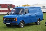 Ford Transit 1981 SWB Van front