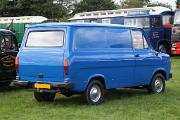 Ford Transit 1981 SWB Van rear