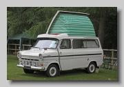 Ford Transit Dormobile 1966 Camper