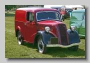 Fordson E04C 5cwt Van front