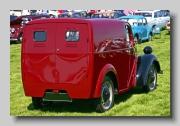 Fordson E04C 5cwt Van rear