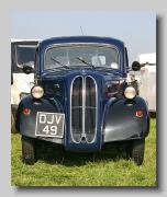 Fordson E494C 5cwt Van 1952 head