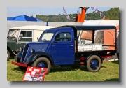 Fordson E83W Milkfloat front