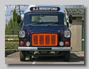 Ford Transit Diesel 1967 grille