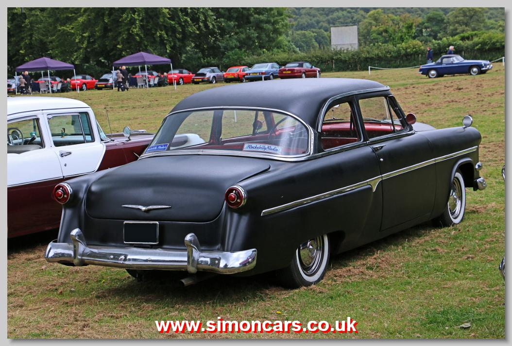 Simon cars fordusa crestline and customline for 1952 ford customline 2 door