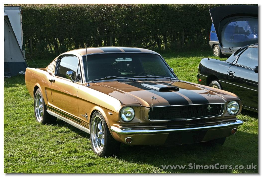 Simon Cars - FordUSA Mustang