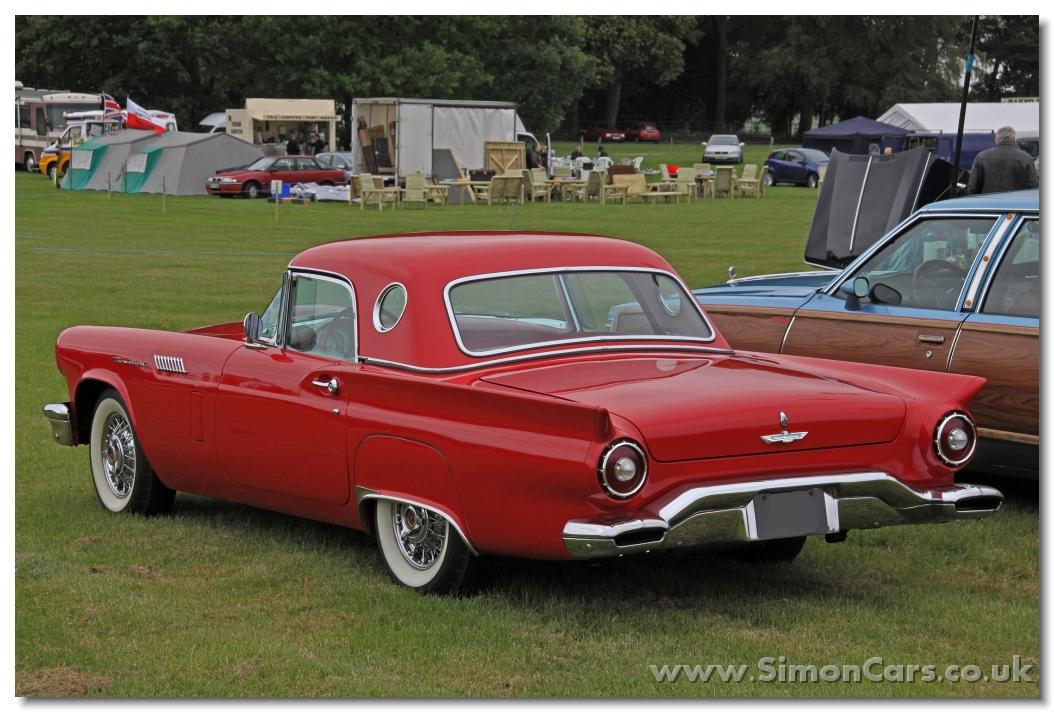 Simon Cars - FordUSA Thunderbird 1955-57