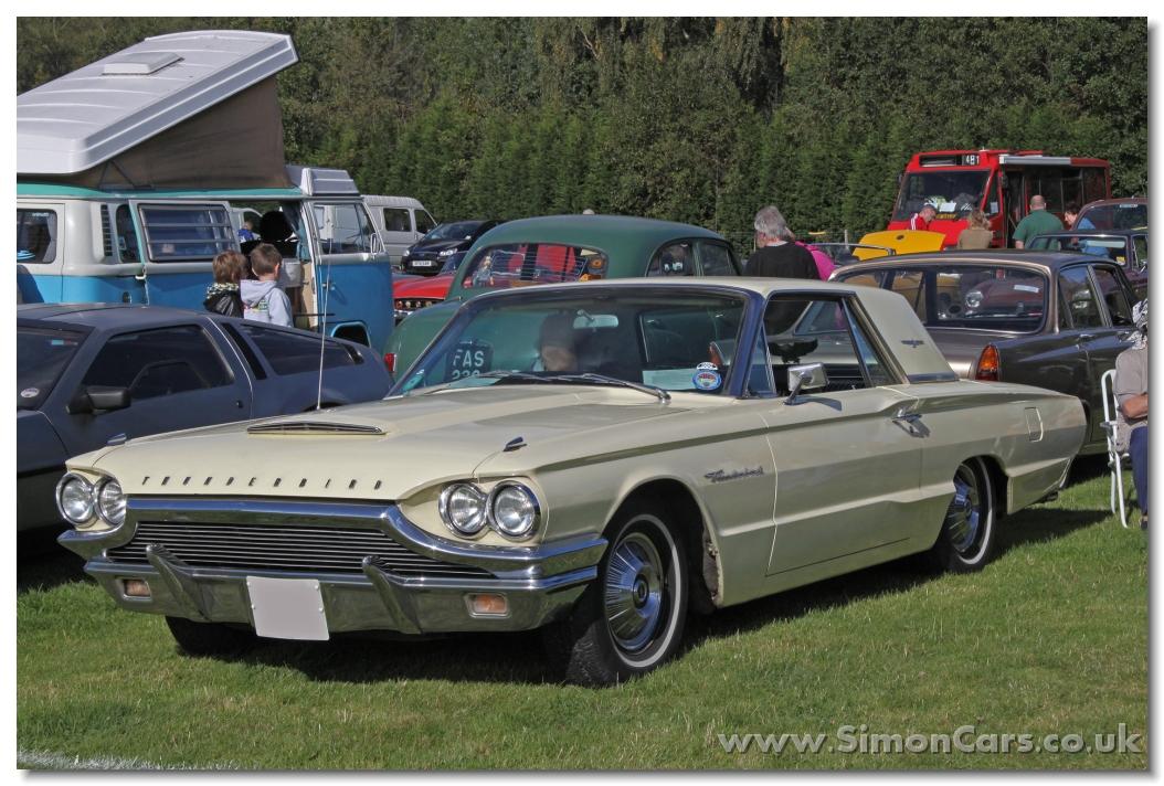 Simon Cars - FordUSA Thunderbird 1964-66