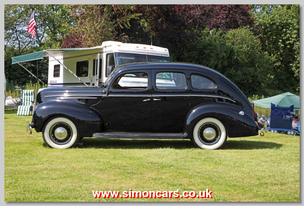 Simon cars fordusa model 40 for 1938 ford 2 door coupe