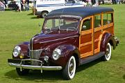 Ford Model 01A Deluxe 1940 Station Wagon front