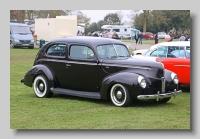 Ford Model 02A 1940 V8 Standard Tudor  front